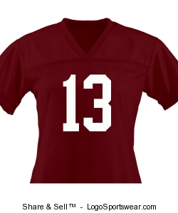 Juniors Replica Football Jersey Design Zoom